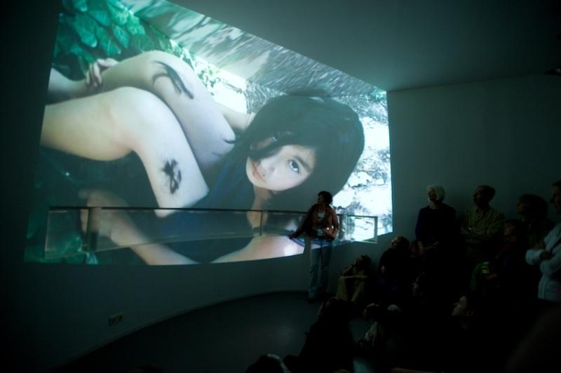 Tomoko Mukaiyama NOORDERZON.NL 2008 (C) Pierre Borasci